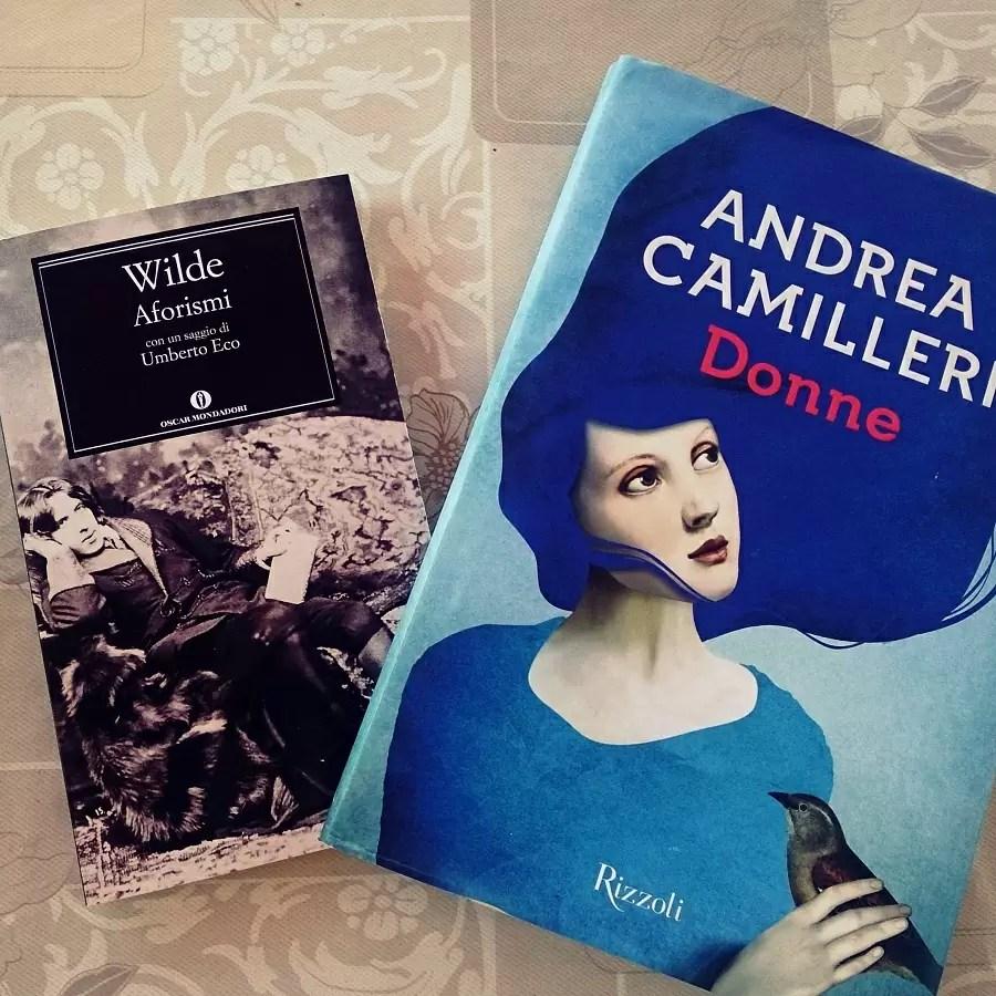 Kobiety Camilleri, Złodziejka Książek, Oscar Wilde, włoskie komiksy