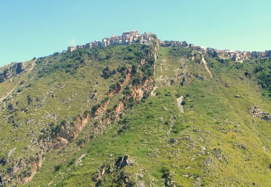 Kalabria, Grisolia