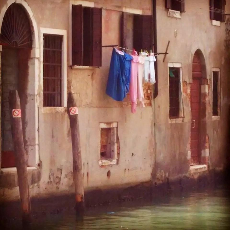 pranie we Włoszech