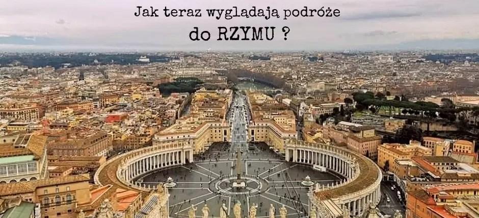 panorama Rzymu, Rzym samochodem, widok na Rzym, punkty widokowe Rzymu, kopuła bazyliki Św. Piotra, Rzym, loty do Rzymu, koronawirus we Włoszech, czy można teraz jechać do Włoch