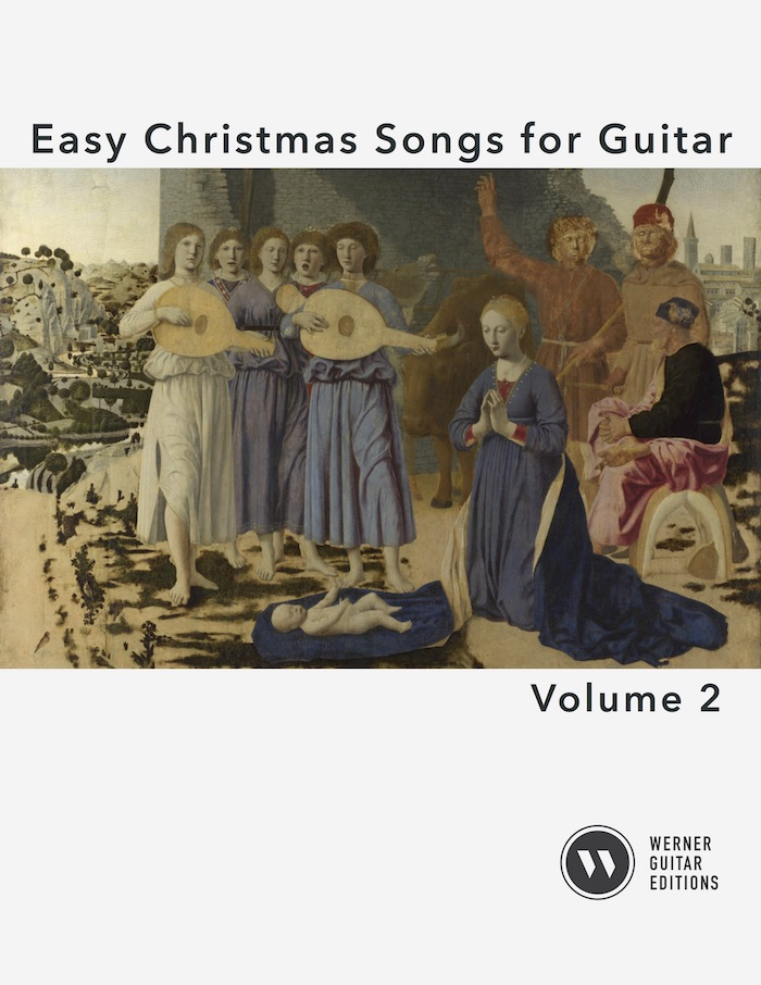 Easy Christmas Songs for Guitar 2