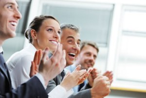 Clapping-Business-People