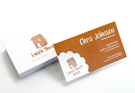 Business card printers