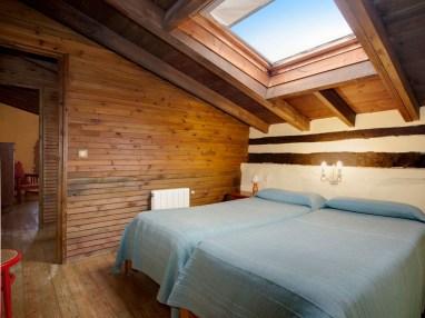 Schlafzimmer von Ferienwohnung für 6 Personen