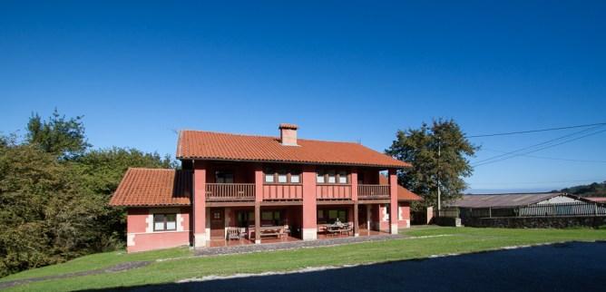 Casas Rurales Primorías Llanes 1 y 2
