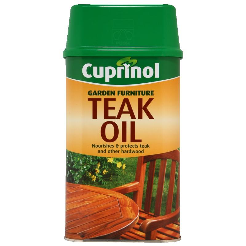 Cuprinol Teak Oil 1L 1199