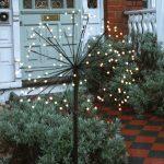 Dandelion Outdoor Solar Light Primrose Plum