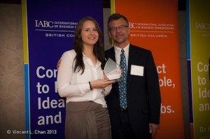 IABC BC Student Awards