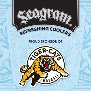 BRICK BREWING CO. LIMITED - Seagram Coolers and Cider sponsors