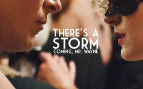 There is a storm coming