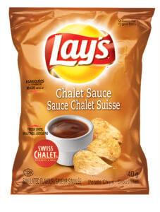 Lays Chalet Sauce