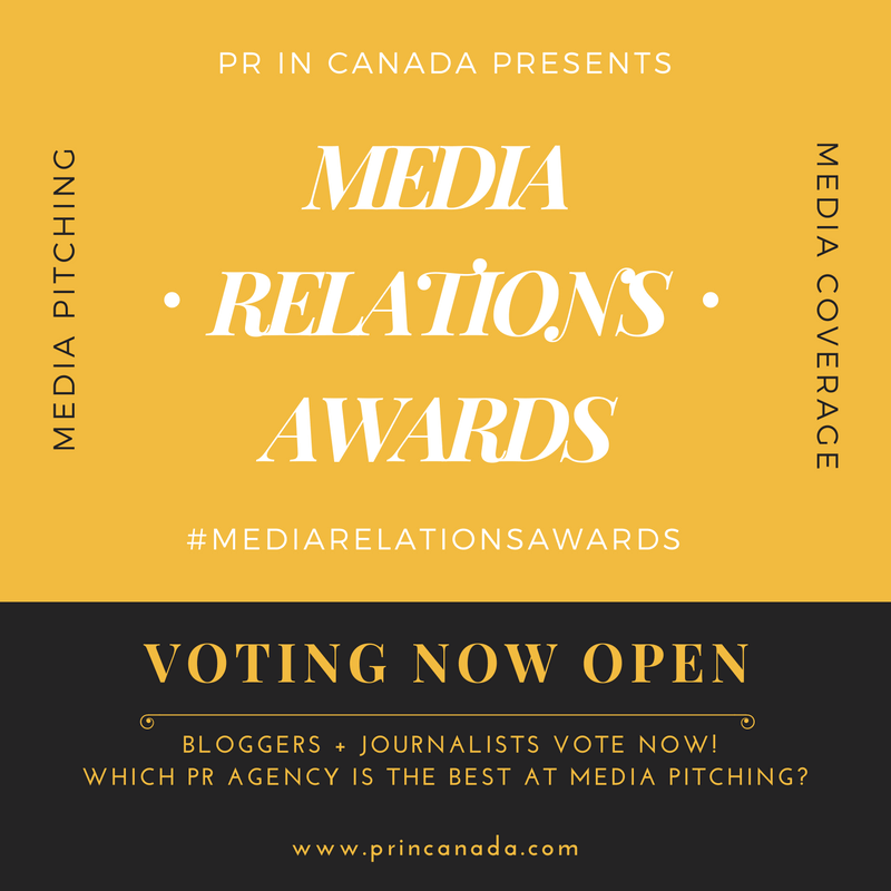 Media Relations Awards
