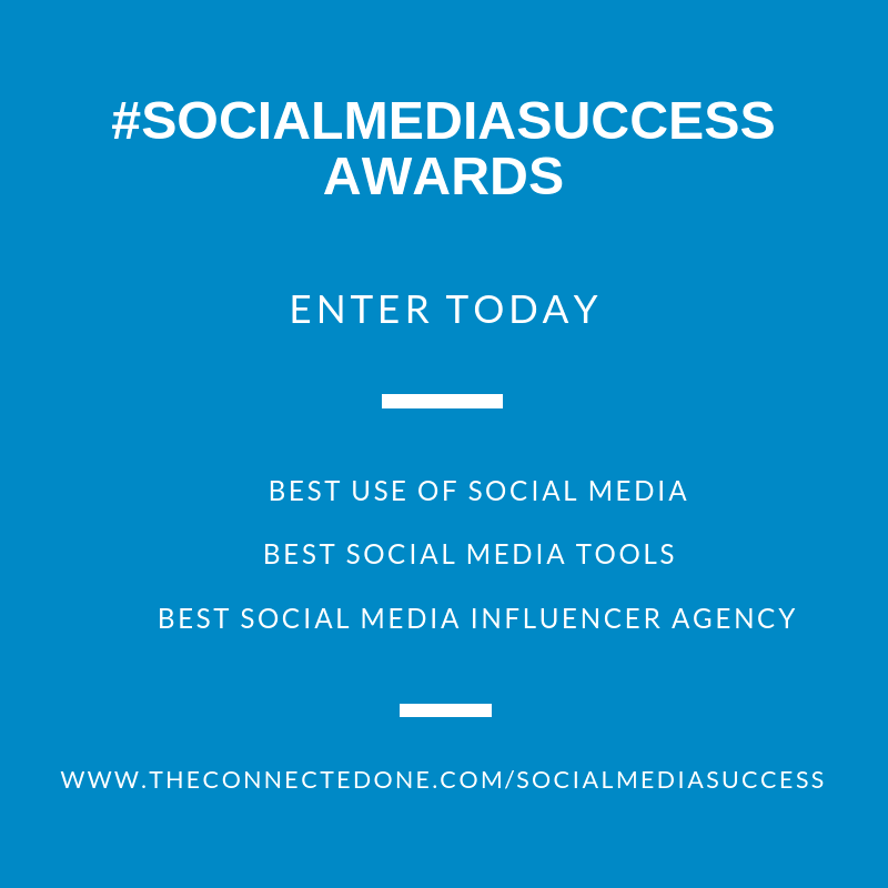 #socialmediasuccess awards