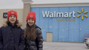Walmart Canada The Salvation Army`
