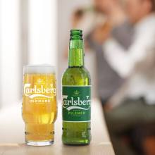 Carlsberg-Carlsberg Announces -Buy a Carlsberg and support The G