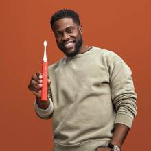 Kevin Hart joins Brüush launching an exciting partnership