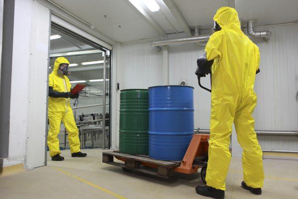 Pennsylvania Hazardous Chemicals OSHA Law Firm