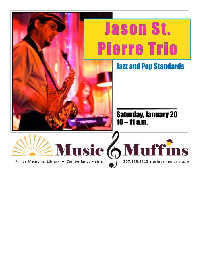 M&M Jason St. Pierre Trio website