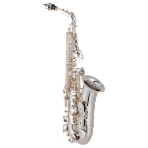 Yamaha YAS-62iii silver plated saxophone