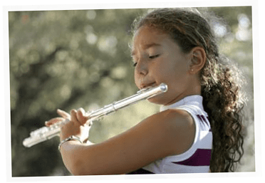 student flute lessons