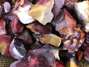 Mookeite jasper stones healing properties