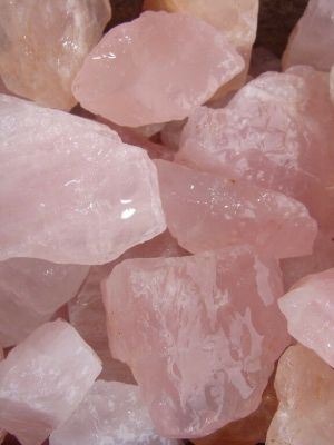 Rose Amethyst quartz crystals for sale