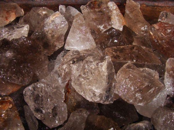 Smoky quartz crystals healing for sale