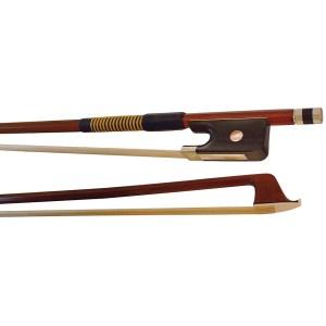 cello bow - octagonal brazilwood student bow