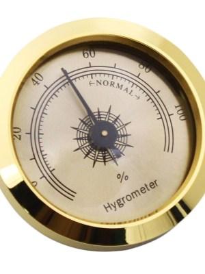 Violin hygrometer analog