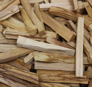 Palo Santo sacred incense holy wood