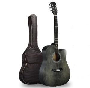 akua light guitar with gig bag