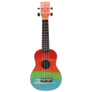 Rainbow Uke