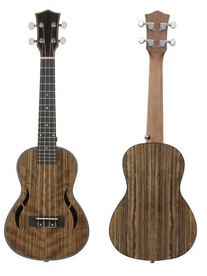 "26"" Walnut ukulele"