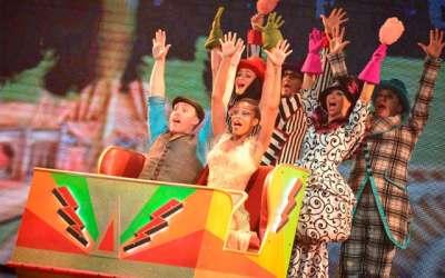 Cruise Entertainment & Guest Programs