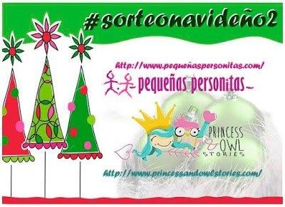 sorteo-navidad-pequeñas-personitas-princess-and-owl-stories