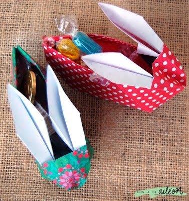 conejito-origami-cesta