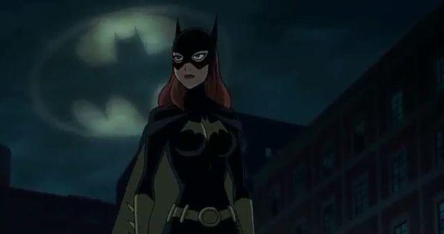 Batgirl in The Killing Joke