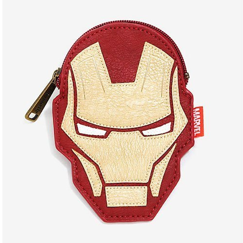 Iron Man Coin Purse