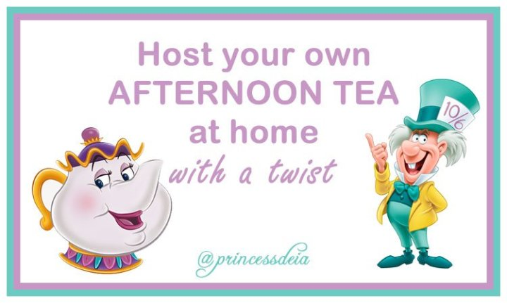 How to Host your own Afternoon Tea at Home with a Twist