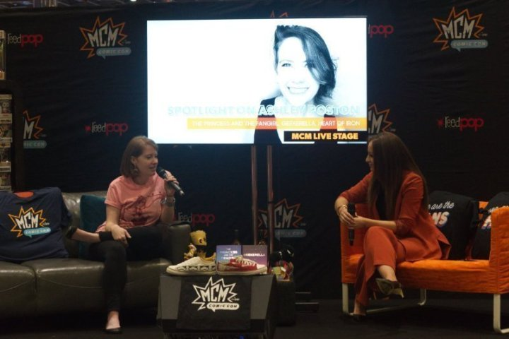 Ashley Poston at MCM