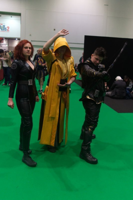 Avengers Cosplay