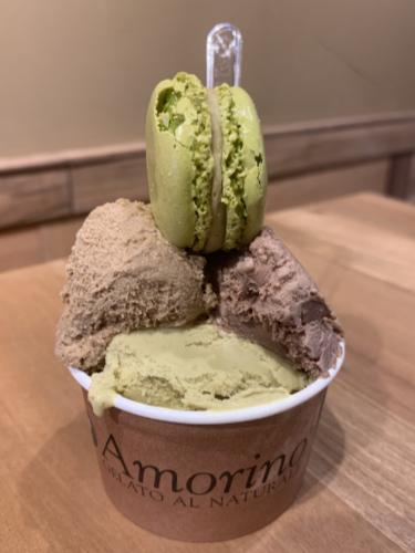 100 Scoops of Ice Cream 6-10 (Amorino in Richmond)