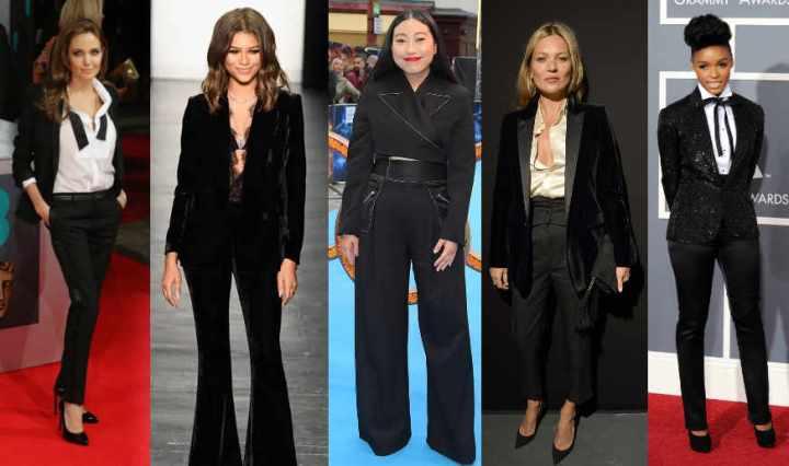 Women in Suits!