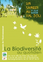 <h5>Affiche Biodiversité.</h5><p>Pour la Mairie d'Eaubonne. agence : Amezis.</p>