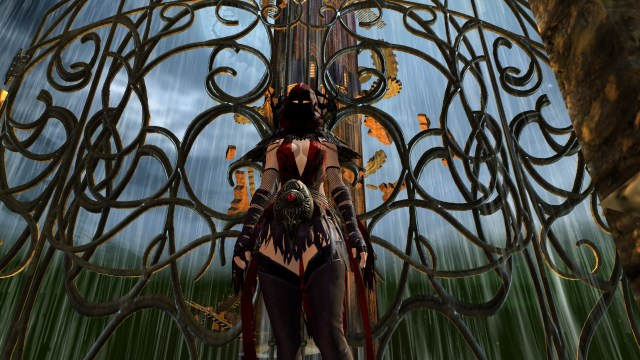 Raiment of the Lich outfit for Guild Wars 2