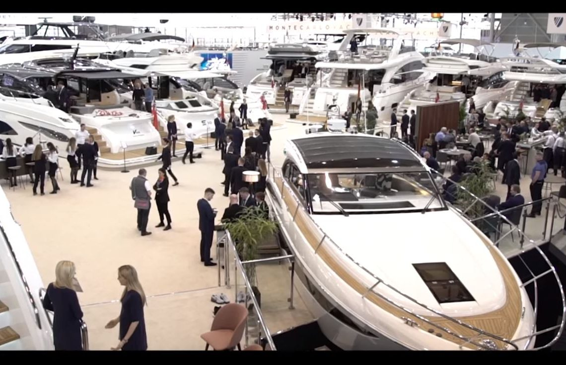 Princess Yachts Italy Waits For You At Boot Dusseldorf