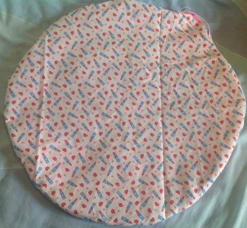 How to make a microwavable heating cap for Deep Conditioning