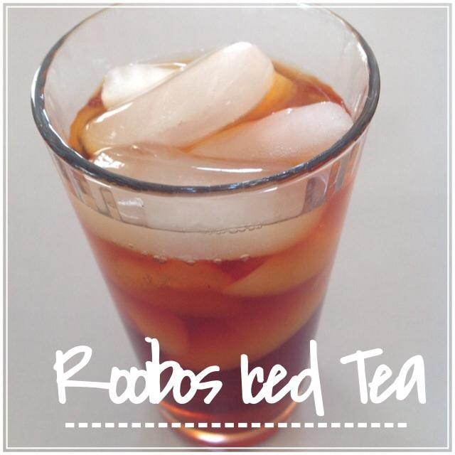 Rooibos Iced Tea