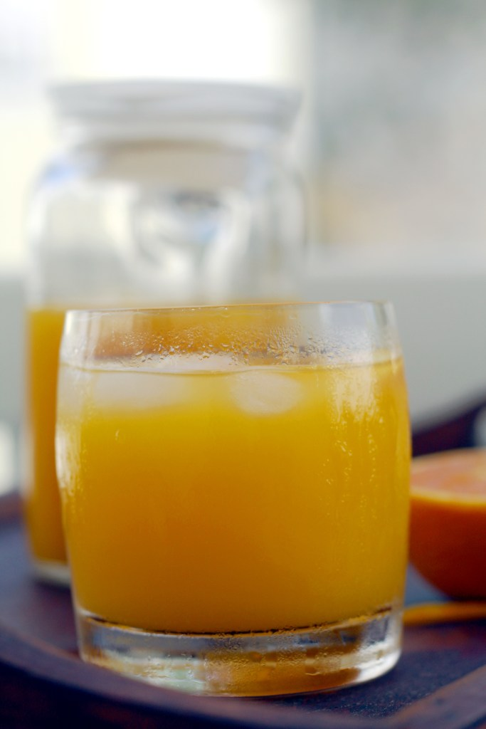 How to make orange crush at home