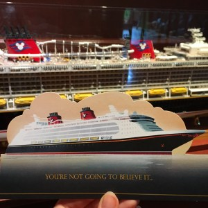 A Surprise Disney Cruise